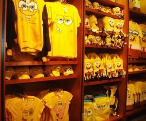 spongebob, yellow, and sponge bob image
