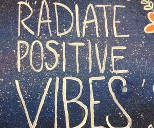 positive, quotes, and vibes image