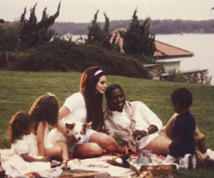 lana del rey, national anthem, and family image