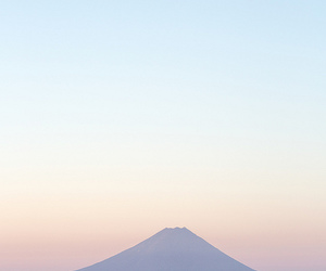 japan, japanese, and mountain image