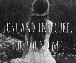 insecure, lovely, and lost image
