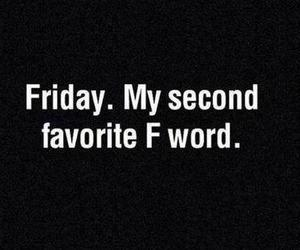 Best, f word, and black and white image