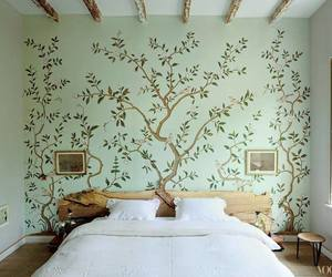 bedroom and tree image