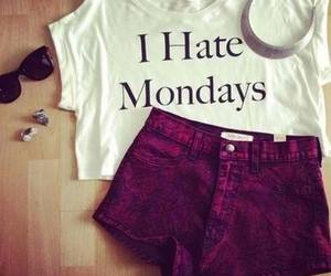 fashion, monday, and outfit image