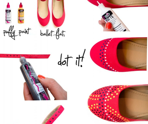 diy, shoes, and tutorial image