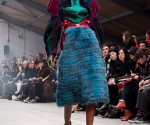 nicholas kirkwood, fall 2011, and Manish Arora image
