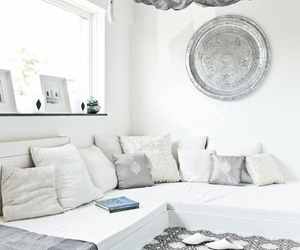 white, home, and design image