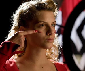 inglourious basterds and melanie laurent image