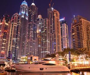 city, light, and luxury image