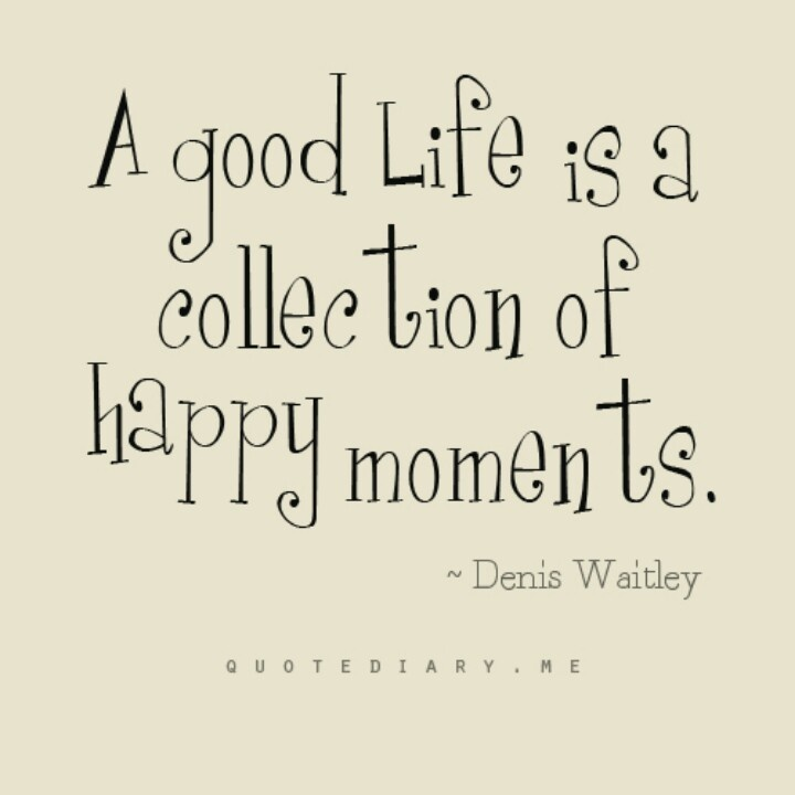 Image of: Short We Heart It Good Life Is Collection Of Happy Moments