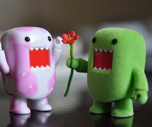 cute, love, and flower image