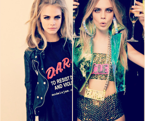beautiful, cara, and fashion image