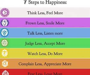 happiness, quote, and smile image