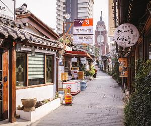 seoul, 대한민국, and south korea image