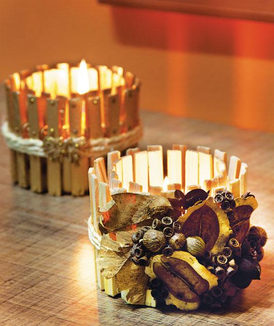 candle, christmas, and diy image