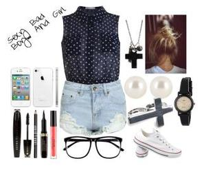 converse, fashion, and looks image