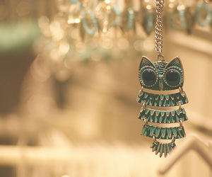 beautiful, gold, and necklace image