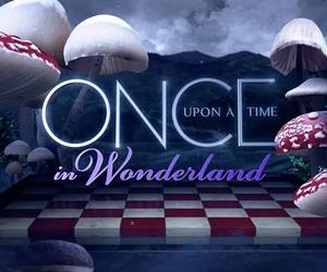 wonderland, once upon a time, and alice image