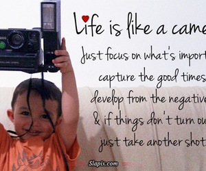 camera, funny, and kid image