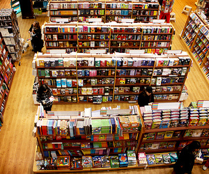 bookstore and mall image