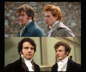 Colin Firth, evolution, and friendship image