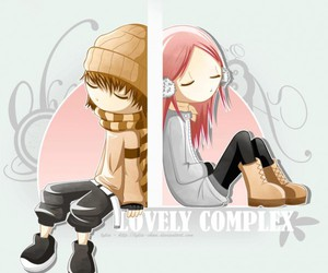 lovely and anime image