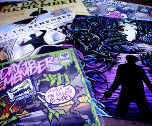a day to remember, adtr, and cd image
