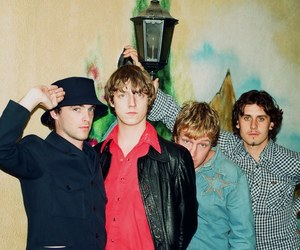 travis, fran healy, and travis band image
