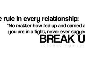 break, life, and breakup quotes image