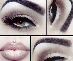 arch, brown, and eyebrows image