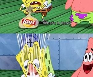 funny, lays, and awesome image