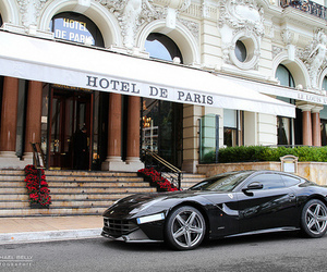 car, luxury, and hotel image