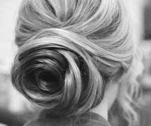 fashion, hair style, and romantic image