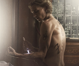 hawt, Jamie Campbell Bower, and the mortal instruments image