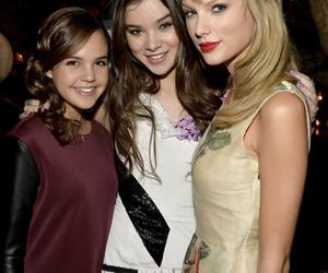 Taylor Swift, bailee madison, and hailee steinfeld image
