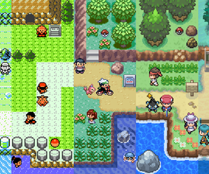pokemon and game image