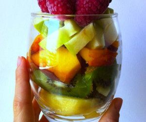 fruit and healthy image