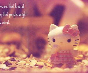 hello kitty, song, and paris image