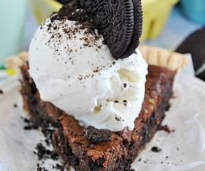chocolate, oreo, and pie image