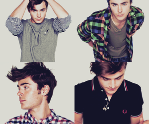 zac efron, boy, and Hot image