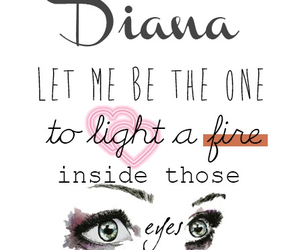 one direction, diana, and song image