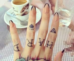nails tattoo image
