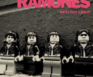lego, ramones, and hey ! ho ! let's go ! image