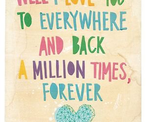 quotes, forever, and I Love You image