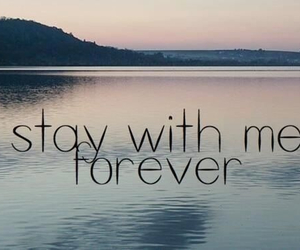 forever, quote, and sweetheart image