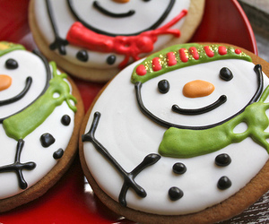 biscuit, Cookies, and delicious image