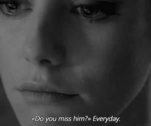 sad, miss, and him image