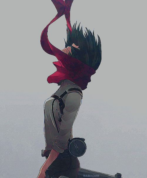 Mikasa She S The Best Discovered By Dana On We Heart It
