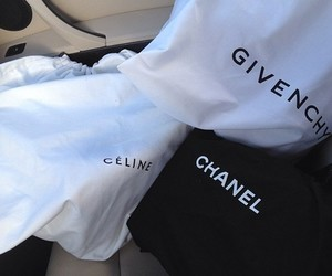 chanel, Givenchy, and celine image