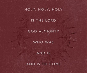 almighty, god, and holy image